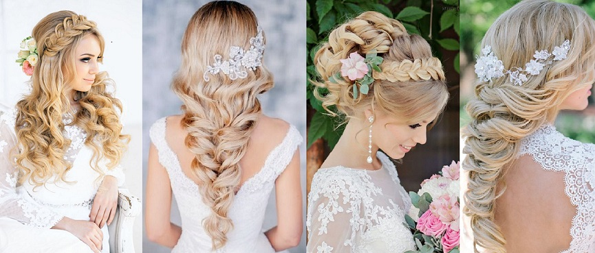 Wedding hairstyle with the best Hairstylists