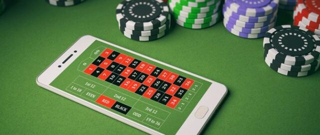 Casino Poker Logic for Online Betting Game