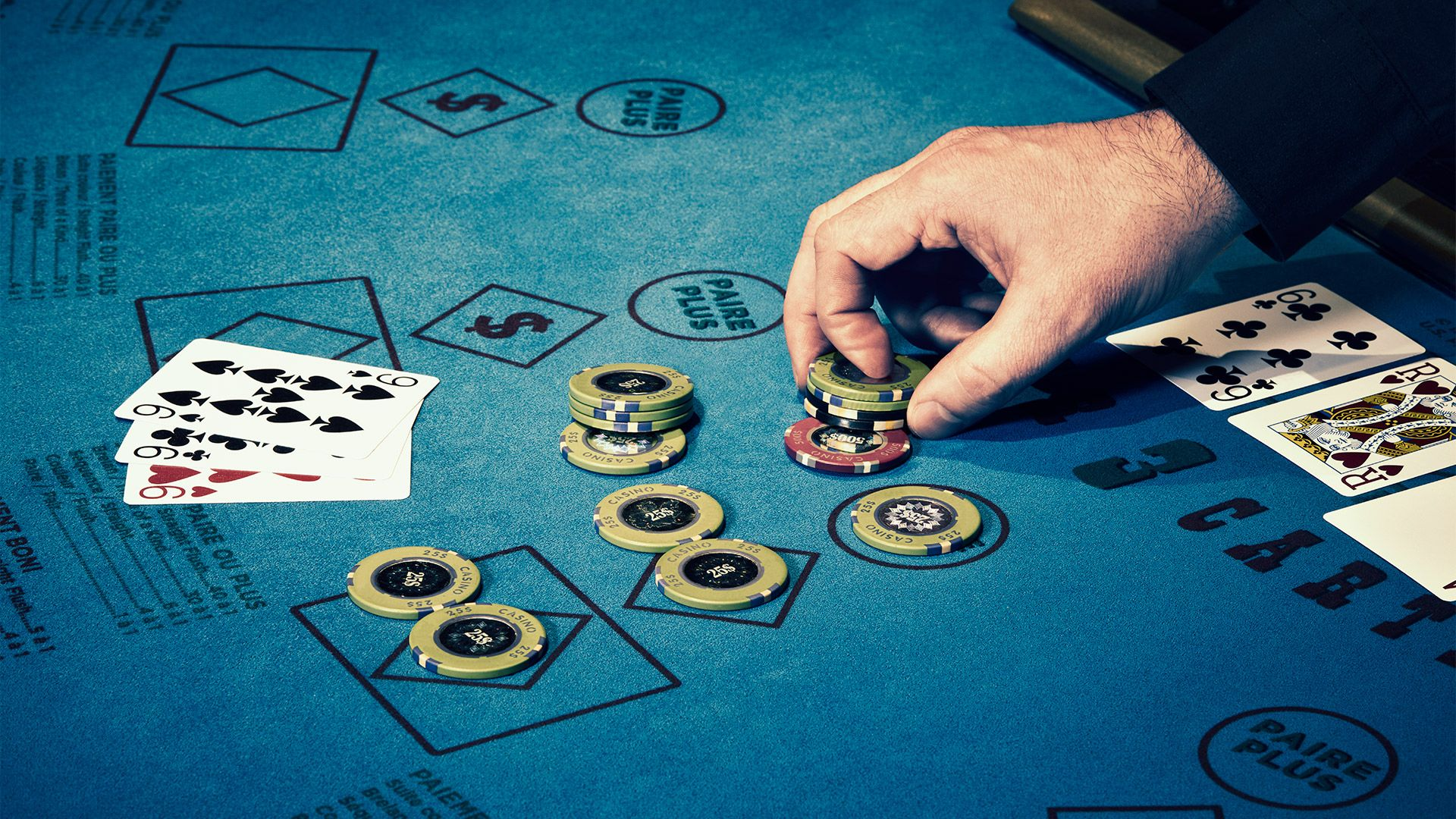 The three Apparent Methods To Casino Higher That you just Ever Did