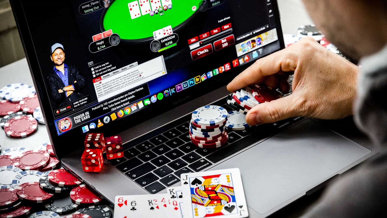 Nine Belongings You Didn't Find Out About Gambling